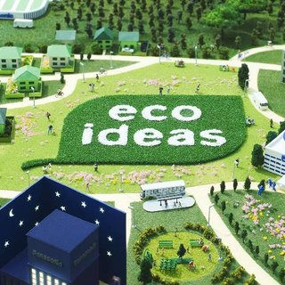 "Panasonic details ""eco ideas"" policy"