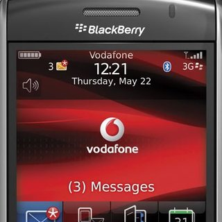 RIM: Vodafone rejected first BlackBerry Storm