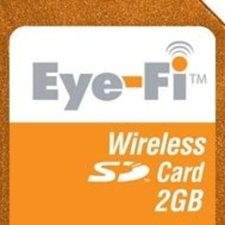 Eye-Fi SD cards get Twitter, Flickr and RSS support