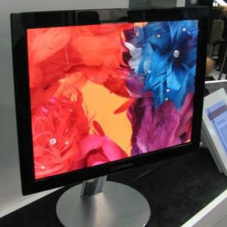 LG shows 19-inch OLED