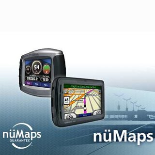 Garmin offers nuMaps guarantee