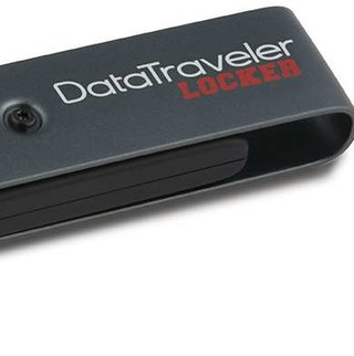 Kingston DataTraveler Locker launches