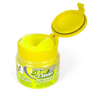 Cyber Clean putty launches