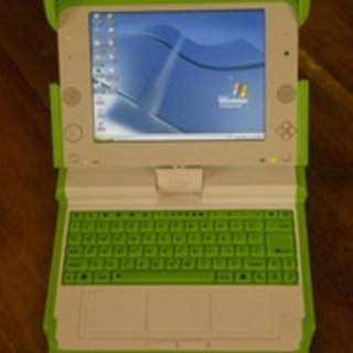 OLPC gets Windows XP