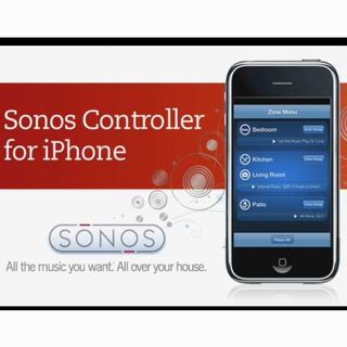 Sonos launches iPhone app