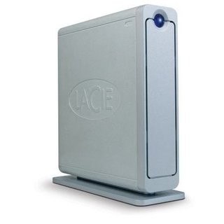 LaCie offers online backup for new hard drives