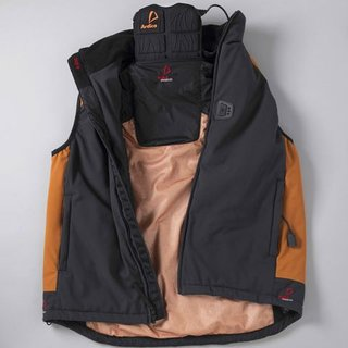 Ardica jackets keep you warm and your gadgets powered