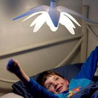 """""""Bloom"""" light offers gentle wake-up call"""