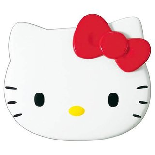 Seiko goes all cutesy with Hello Kitty clock