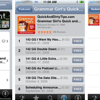 iPhone 2.2 to offer over the air podcast downloads