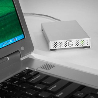 G-Drive external HDD range gets UK launch