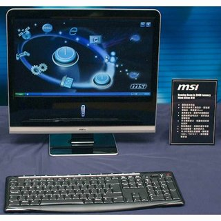 MSI Neton all-in-one desktop PCs to launch