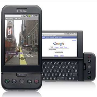 HTC: One million G1s will be sold in 2008