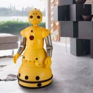 Japanese robots take to the stage