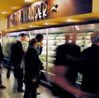 Pret A Manger to roll out contactless payment