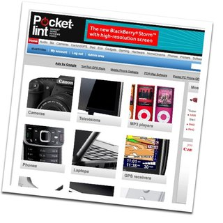 "Pocket-lint launches ""compare prices"" section"