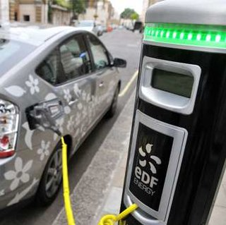 London vies with San Fran for electric car crown
