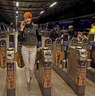 Glasgow subway gets O2 mobile coverage