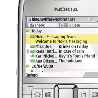 Nokia offers new mail and messaging features