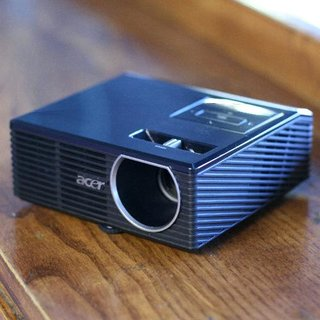 Acer K10 pico projector