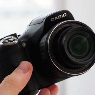 Win a Casio EX-FH20 digital camera