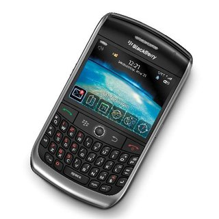Five things to know about the BlackBerry Curve 8900