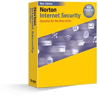 Norton Internet Security 4 for Mac announced
