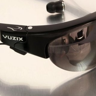 Vuzix Wrap 920AV video glasses turn up online