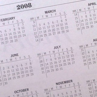2008: A year in review, April