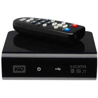 WD offers update for WD TV HD media player