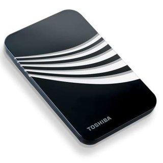 Toshiba offers 500GB designer HDD for £120