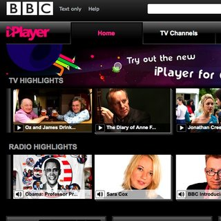 BBC iPlayer posts record numbers