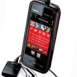 Nokia 5800 XpressMusic available on 23 January
