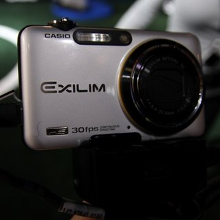 Casio EX-FC100 digital camera