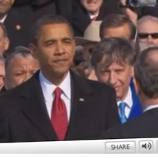 The world tunes into Obama inauguration