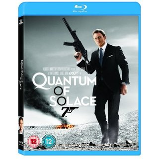 Quantum of Solace's Blu-ray launch announced