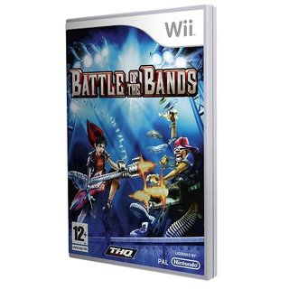 Battle of the Bands set for May Wii release