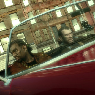 GTA IV stays strong for 5th week at top of charts