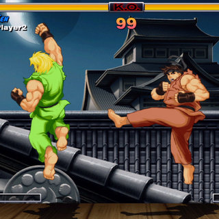 No patch for Street Fighter II beta