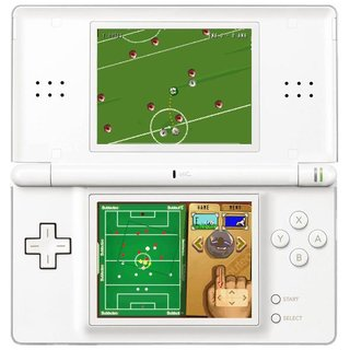 Subbuteo game coming exclusively to DS
