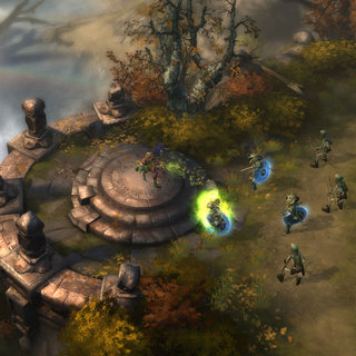 Diablo III announced as in development