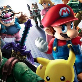 Super Smash Bros. Brawl crashes the chart top spot