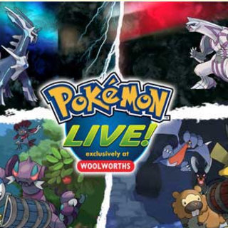 Pokémon Live touring Woolworths stores in August
