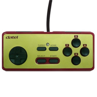 Famicom Wii Classic Controllers