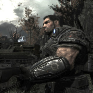Gears Of War books in the making