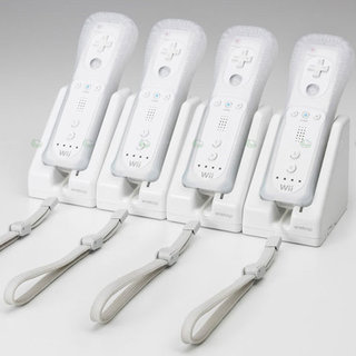 Sanyo's Eneloop makes Wii remotes rechargable