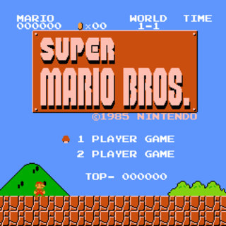 Mario Bros. top greatest ever game poll