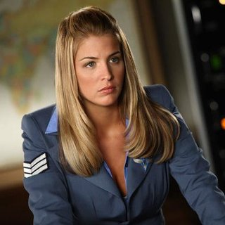 Gemma Atkinson takes role in Red Alert 3