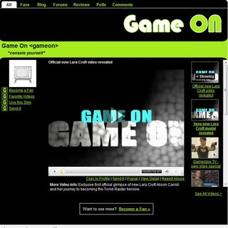 ITN launches gaming channel on Bebo
