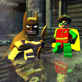 LEGO Batman cartoon spin-off in the works